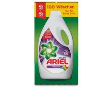 Ariel Flüssig Colorwaschmittel, 2 x 2,75 Liter