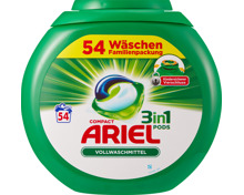Ariel Pods 3in1 Regular