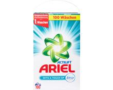 Ariel Waschpulver Febreze