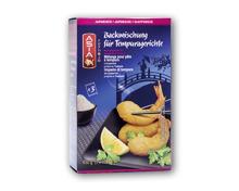 ASIA Backmischung für Tempuragerichte