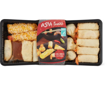 Asia Snackplatte, ASC