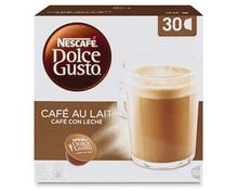 auf alle Nescafé Dolce Gusto Kapseln nach Wahl, z.B. Nescafé Dolce Gusto Café au Lait, 30 Kapseln