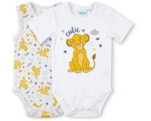 Baby-Body im Duo-Pack