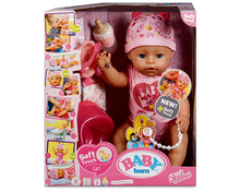 Baby Born Puppe «Soft Touch Girl»