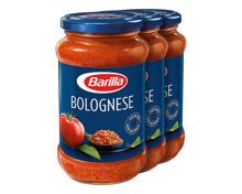 Barilla Sauce Bolognese 3 x 400 g