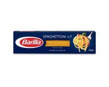 Barilla Spaghettoni Nr. 7, 6 x 500 g, Multipack