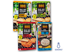 BBQ Brat-/Grillkäsetaler