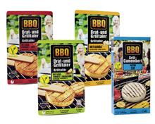 BBQ BRAT- UND GRILLKÄSETALER