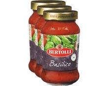 Bertolli Tomatensauce Basilico