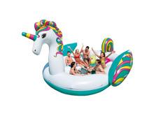 Bestway Schwimminsel Einhorn für 6 Personen