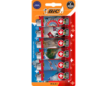 Bic J26 Sleeves Swiss Cross BL/6