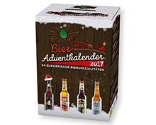 Bier-Adventkalender