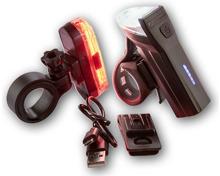 BIKEMATE® LED-Velolicht