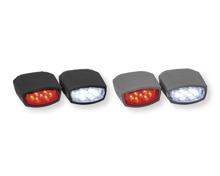 BIKEMATE® LED-Velolicht-Set