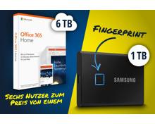 Bis zu 60.- Rabatt auf Office oder SSD