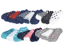 BLUE MOTION DAMEN-SNEAKER-SOCKEN