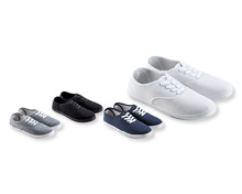 BLUE MOTION Damen-Textilsneakers