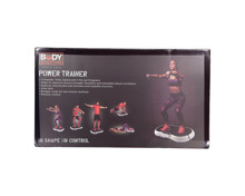 Bodysculpture 3in1 Power Trainer-One Size-weiss