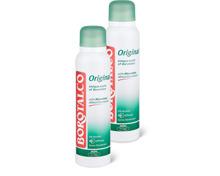 Borotalco Deo Spray Original im Duo-Pack