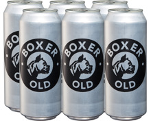 Boxer Bier Old