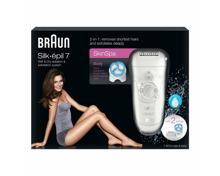 BRAUN Silk-épil 7 SkinSpa 7-921e wet&dry
