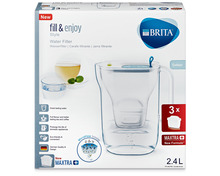 Brita Wasserfilterkrug Maxtra+ hellblau