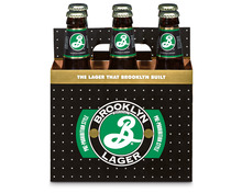 Brooklyn Lager Bier, 6 x 35,5 cl