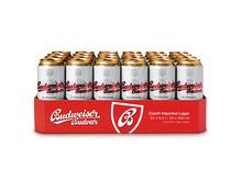 Budweiser Budvar Bier, Dosen, 24 x 50 cl