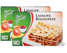 Buon Gusto Lasagne-Verdi oder -Bolognese im Duo-Pack, Duo-Pack