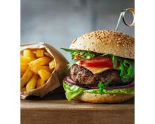 Burger nach Wahl für 2 Personen