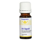 Burgerstein D3 liquid Tropfen 11 ml