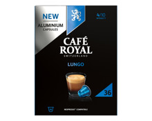 Café Royal Lungo 36 Kapseln