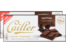 Cailler Tafelschokolade Plaisirs Gourmands