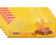 Cailler Tafelschokolade Rayon Milch