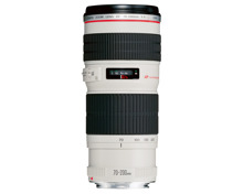 CANON EF Telezoomobjektiv 70 mm - 200 mm f/4.0