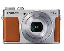 Canon PowerShot G9 X Mark II silber