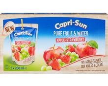 Capri-Sun Pure Fruit & Water Apfel-Erdbeere