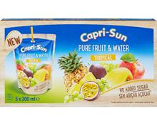 Capri-Sun Pure Fruit & Water Tropical
