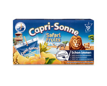 Capri-Sun Safari Fruits, 10 x 20 cl