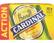 Cardinal Bier Blonde