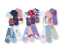 CARS/SPIDERMAN/BAMBI/DISNEY/DESPICABLE ME/WINNIE THE POOH Bio-Kinder-Socken
