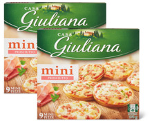Casa Giuliana Mini-Pizze im Duo-Pack