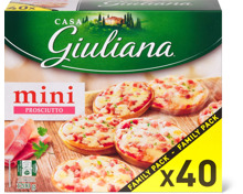 Casa Giuliana Mini-Pizze in Sonderpackung