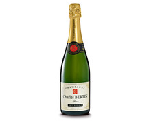 Champagne Charles Bertin, brut, 75 cl