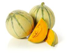 Charentais-Melonen