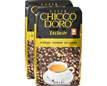 Chicco d'Oro Kaffee Exclusiv
