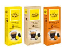 Chicco d'Oro Kaffeekapseln