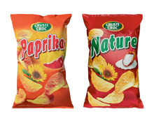 Chips Paprika/ Nature