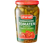 Chirat Cornichons mit getrockneten Tomaten