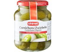 Chirat Cornichons/Zwiebeln